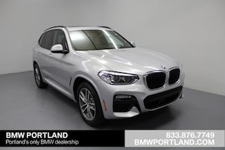 New 2018 BMW X3 xDrive30i Sports Activity Vehicle Sport Utility Portland, OR