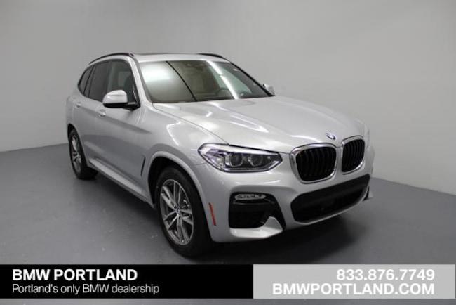 New 2018 BMW X3 xDrive30i Sports Activity Vehicle Sport Utility Portland, OR