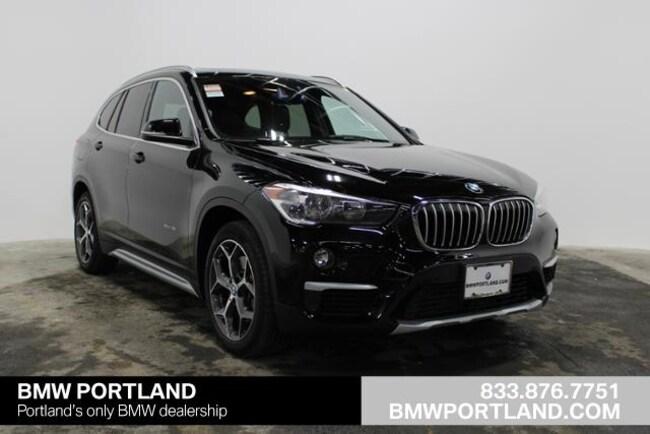 Certified Pre-Owned 2016 BMW X1 Sport Utility AWD 4dr Xdrive28i Portland, OR