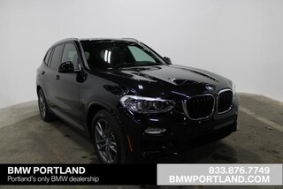 New 2019 BMW X3 xDrive30i Sports Activity Vehicle Sport Utility Portland, OR