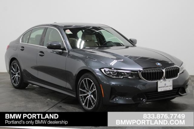 New 2019 BMW 3 Series 330i xDrive Sedan North America Car Portland, OR