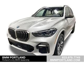 New BMW X5 2021 BMW X5 M50i SAV for sale in Portland, OR