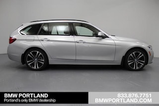 Certified Pre-Owned 2018 BMW 328d Sports Wagon xDrive Portland, OR