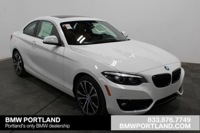 New 2020 BMW 2 Series 230i xDrive Coupe Car Portland, OR