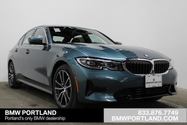 New 2019 BMW 3 Series 330i xDrive Sedan Car Portland, OR