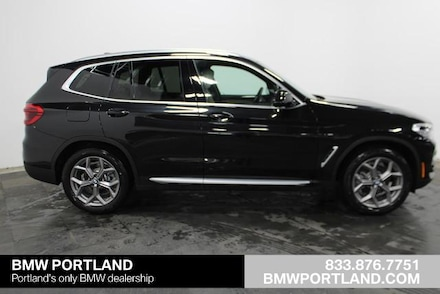 2021 BMW X3 SAV xDrive30i