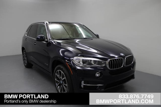 New 2018 BMW X5 Xdrive35i Sports Activity Vehicle Sport Utility Portland, OR