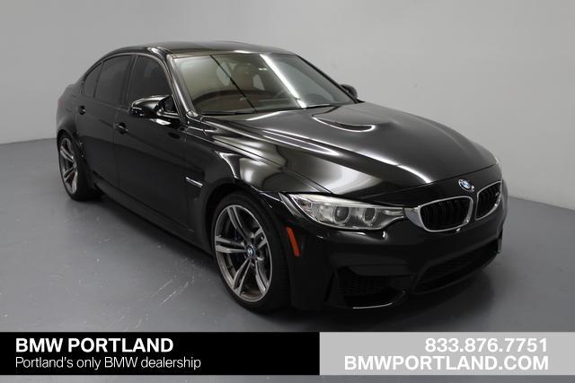 2016 BMW M3 Car