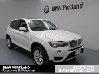 2017 BMW X3 Sport Utility xDrive28i Sports Activity Vehicle Portland, OR