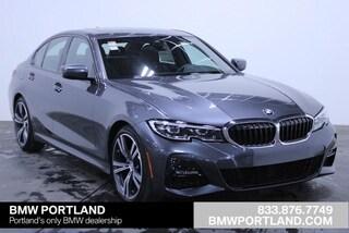 New 2020 BMW 330i 330i Sedan North America Sedan Portland, OR