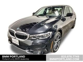 New 2021 BMW 330i xDrive Sedan for sale in Portland, OR