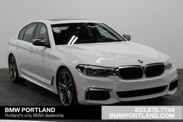 New 2020 BMW 5 Series M550i xDrive Sedan Car Alpine