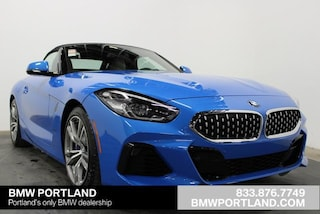 New 2019 BMW Z4 sDrive30i Roadster Convertible Portland, OR
