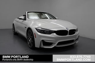 New 2018 BMW M4 Convertible Convertible Portland, OR