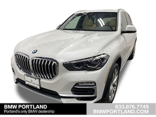 New 2021 BMW X5 xDrive40i SAV Portland, OR