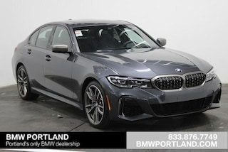 New 2021 BMW M340i xDrive Sedan Portland, OR