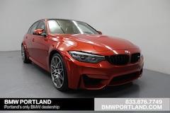 2018 BMW M3 Sedan Car Portland, OR