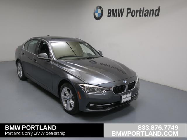2017 BMW 3 Series 330i Xdrive Sedan Car