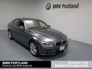 New 2017 BMW 330i xDrive Sedan Portland, OR