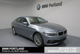 New 2018 BMW 540i Sedan Portland, OR