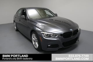 New 2018 BMW 3 Series 330e Iperformance Plug-In Hybrid Car Portland, OR
