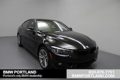 Used 2018 BMW 4 Series Car 430i xDrive Gran Coupe in Portland, OR