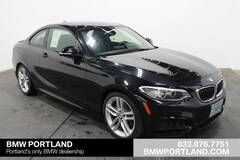 2016 BMW 2 Series Car 2dr Cpe 228i RWD Sulev