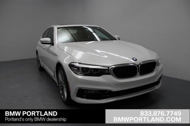New 2018 BMW 530e xDrive iPerformance Sedan Portland, OR