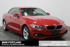 Used 2014 BMW 4 Series Convertible 2dr Conv 428i xDrive AWD SULEV in Portland, OR