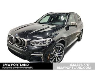 Certified Pre-Owned 2021 BMW X3 SAV M40i Portland, OR