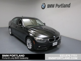 Used 2017 BMW 3 Series Car 320i xDrive Sedan in Portland, OR