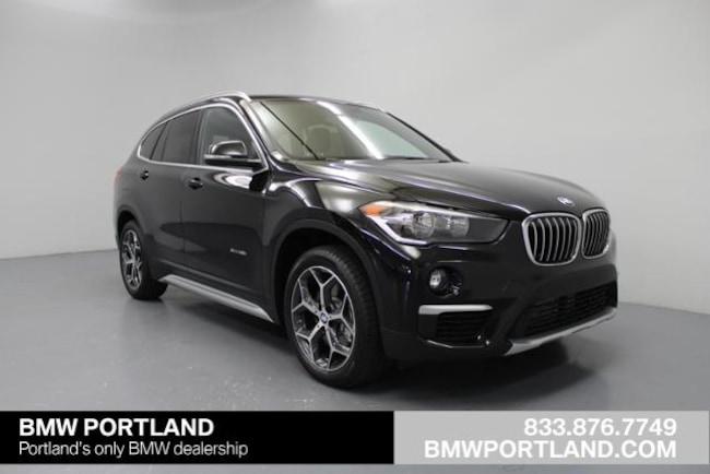 New 2018 BMW X1 Xdrive28i Sports Activity Vehicle Sport Utility Portland, OR