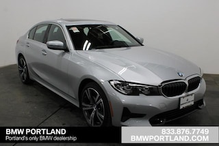New 2020 BMW 3 Series 330i xDrive Sedan Car Portland, OR