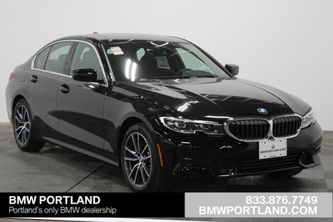New 2019 BMW 3 Series 330i xDrive Sedan North America Car Portland, OR