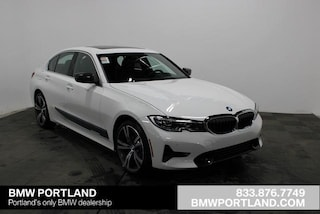 New 2020 BMW 3 Series 330i xDrive Sedan Car for sale in Portland, OR
