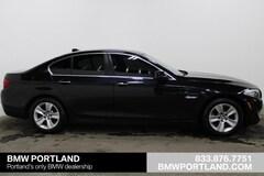 2011 BMW 5 Series Car 4dr Sdn 528i RWD Portland, OR
