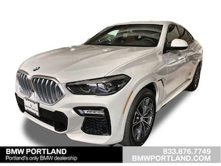 New 2021 BMW X6 xDrive40i Sports Activity Coupe Portland, OR