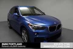 New BMW SAVs 2018 BMW X1 Xdrive28i Sports Activity Vehicle Sport Utility in Portland, OR