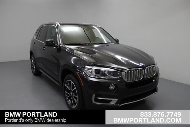 2018 BMW X5 Sport Utility