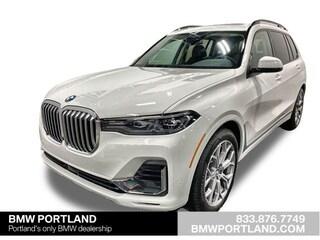 New BMW X7 2021 BMW X7 xDrive40i SAV for sale in Portland, OR