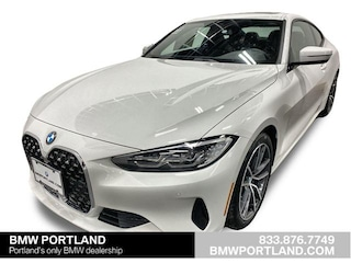 New 2021 BMW 430i Coupe Portland, OR