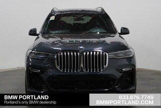 New 2019 BMW X7 xDrive50i Sports Activity Vehicle Sport Utility Portland, OR