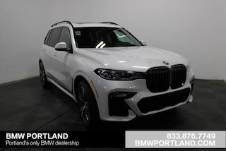 New BMW X7 2021 BMW X7 M50i SUV for sale in Portland, OR