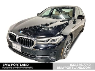 New BMW 5 Series 2021 BMW 530i xDrive Sedan in Portland, OR