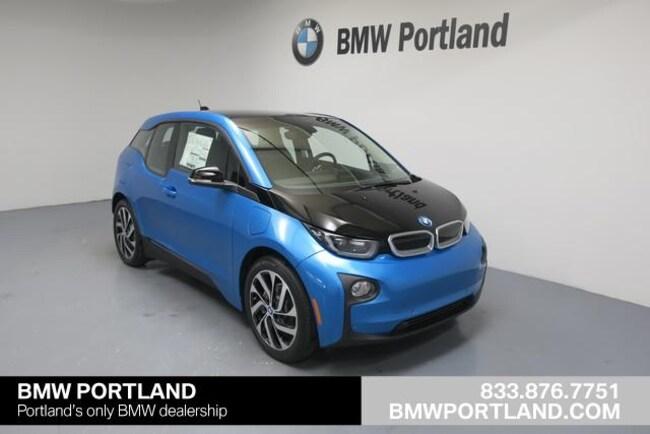 Used 2017 BMW i3 Car 94 Ah w/Range Extender Portland, OR