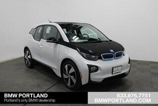 Certified Pre-Owned 2017 BMW i3 Car 94 Ah w/Range Extender Portland, OR