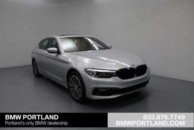 New 2018 BMW 5 Series 530e xDrive iPerformance Plug-In Hy Car Portland, OR