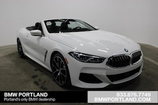 New 2019 BMW 8 Series M850i xDrive Convertible Convertible Portland, OR