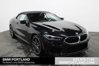 New 2020 BMW M8 Convertible Convertible Portland, OR