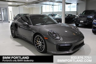 Used 2017 Porsche 911 Turbo S Coupe Car Medford, OR